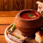 Борщ в горшочке: рецепт приготовления в духовке