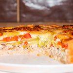Пирог из кабачков с курицей: овощное блюдо на обед или ужин
