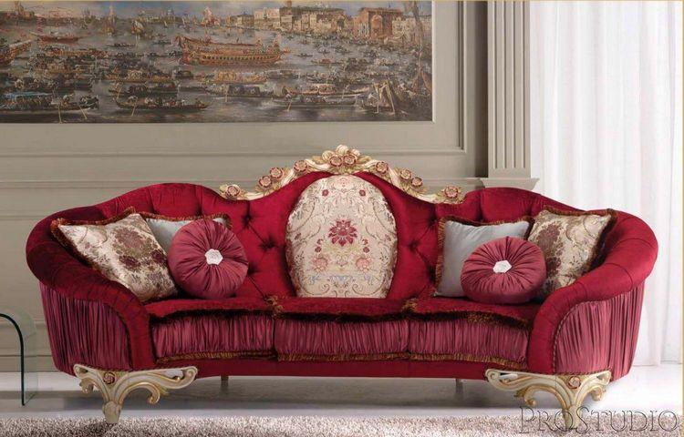 Итальянская мебель станет украшением интерьера