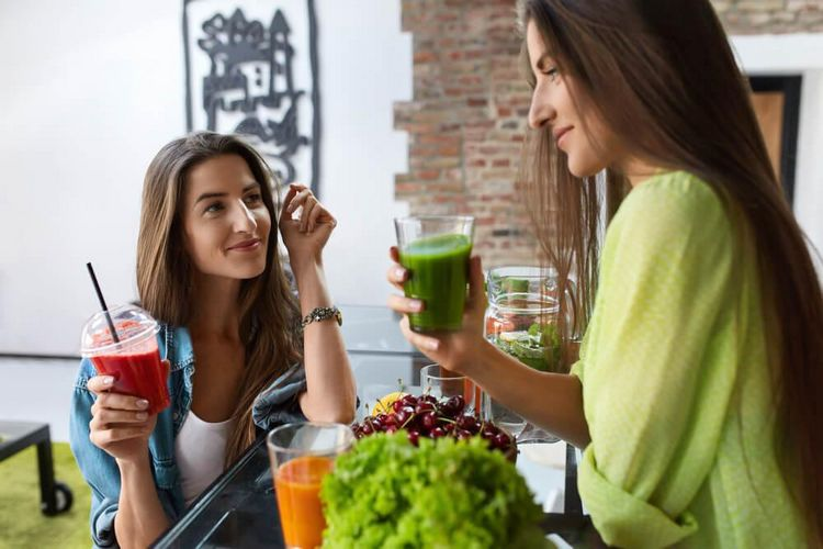 Смузі для схуднення і очищення організму